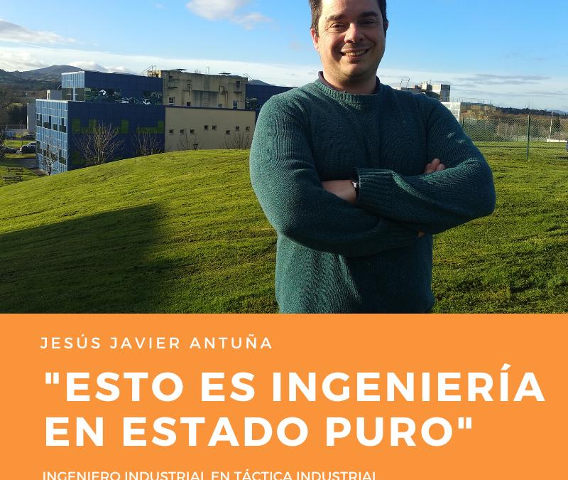 """Jesús Javier Antuña: """"Esto es ingeniería en estado puro"""""""